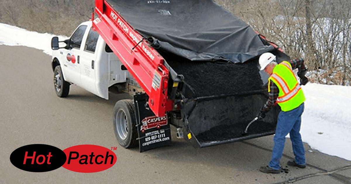 Municipal Truck Asphalt Heater Boxes for Longer Lasting Pothole Repairs