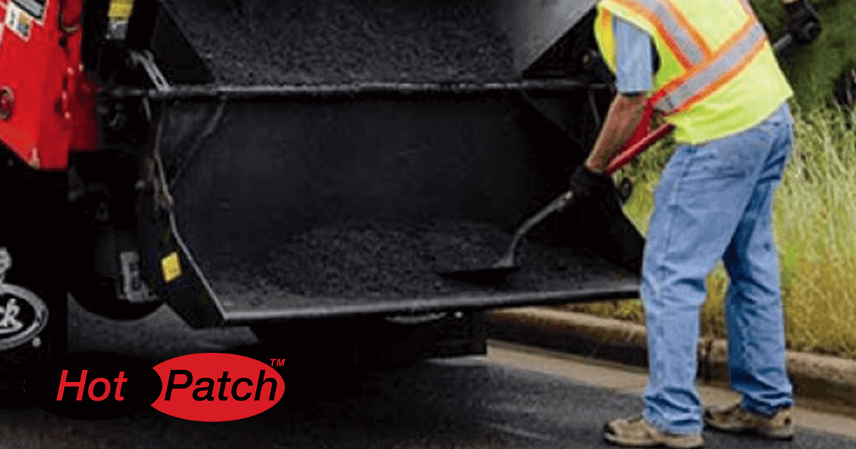 Hot Patch Heater Boxes for University Road Repair