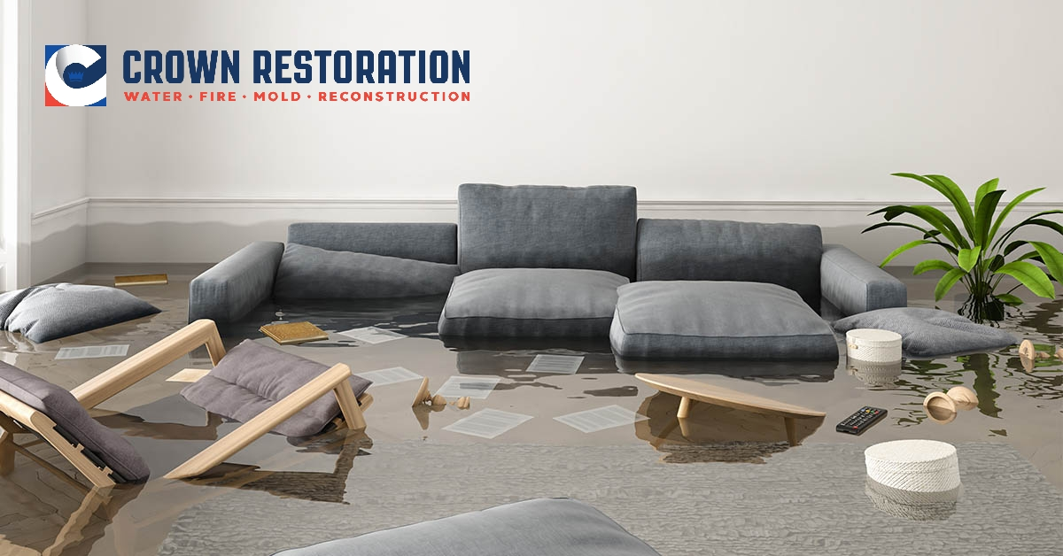 Commercial Water Damage Restoration in Adkins Texas