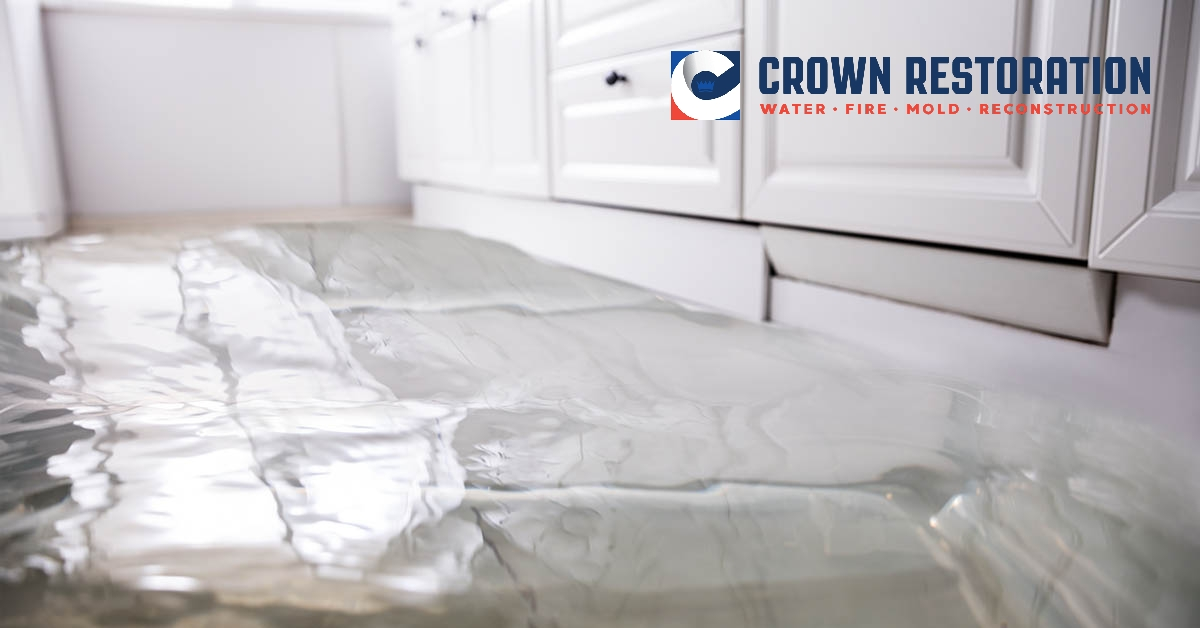 Commercial Water Damage Restoration in St. Hedwig Texas