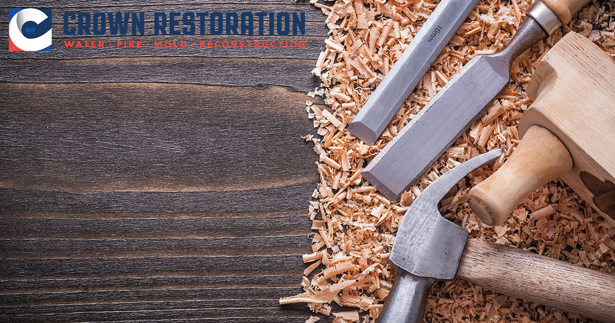 Storm Damage Restoration Contractors in Grey Forest Texas