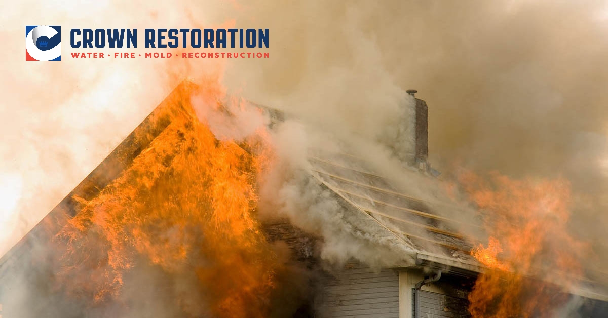 Fire Damage Cleanup in Live Oak Texas