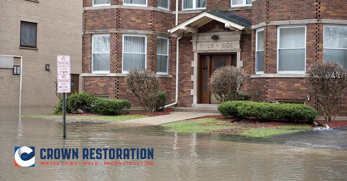 Broken Water Line Repair and Cleanup in St. Hedwig Texas