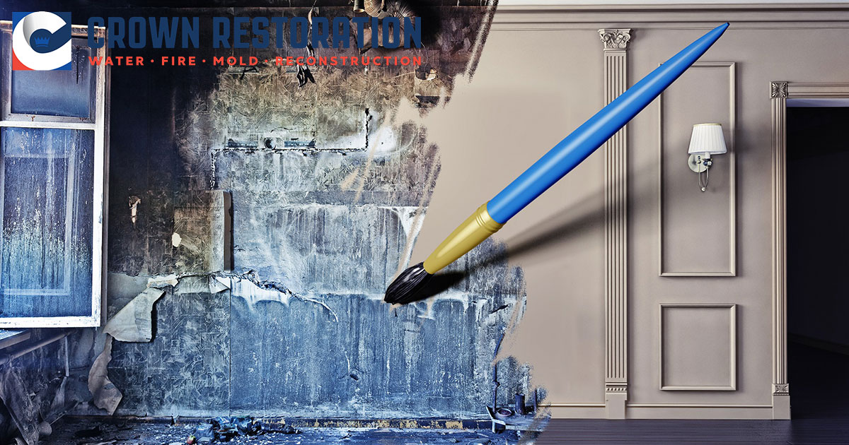fire damage restoration contractors in Cross Mountain Texas