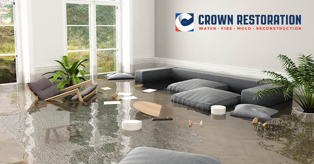 Water Damage Cleanup in St. Hedwig Texas
