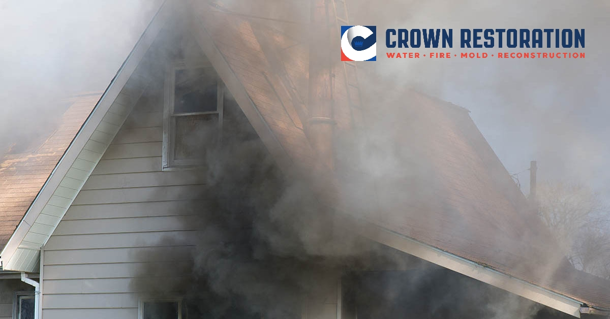 Smoke Damage Repair in Schertz Texas