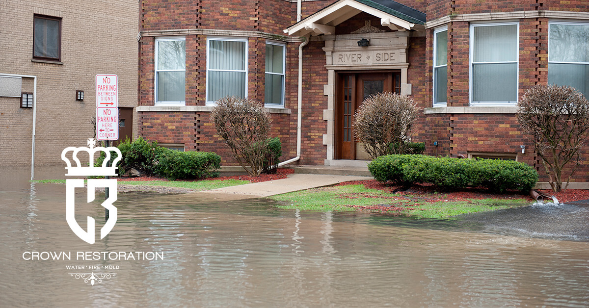 Water Damage Cleanup in Live Oak Texas