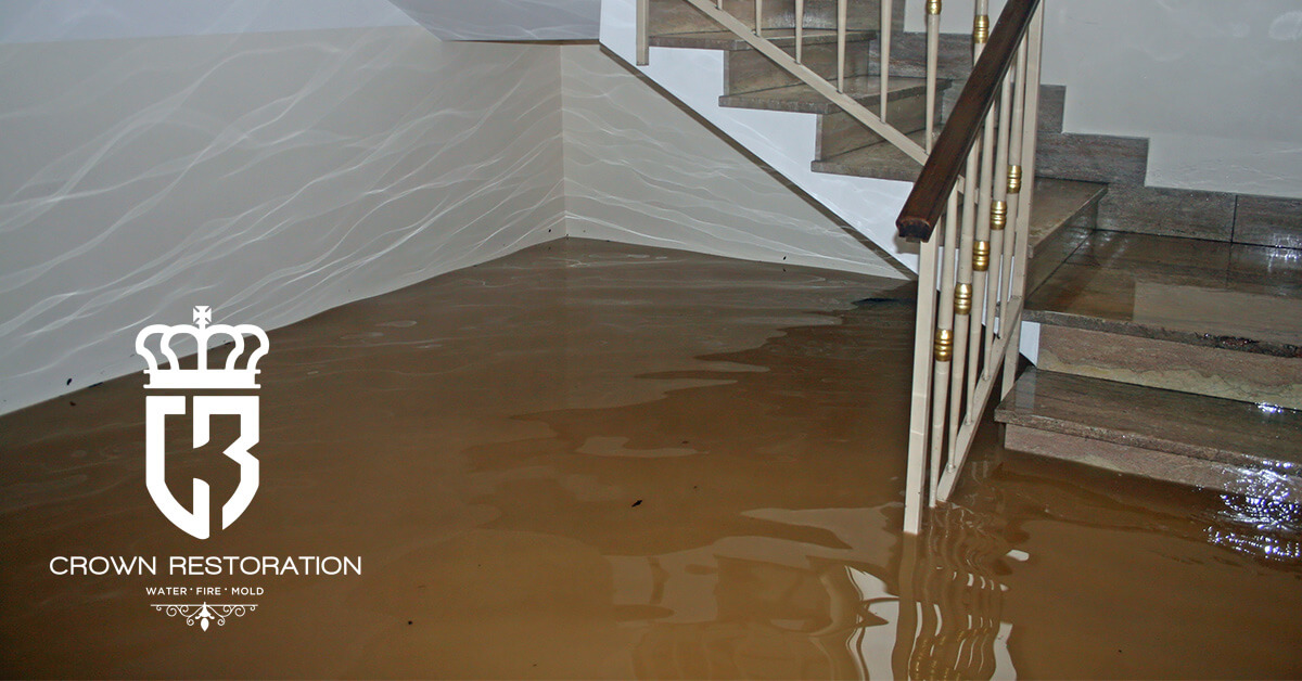 Water Damage Remediation in Sayers Texas