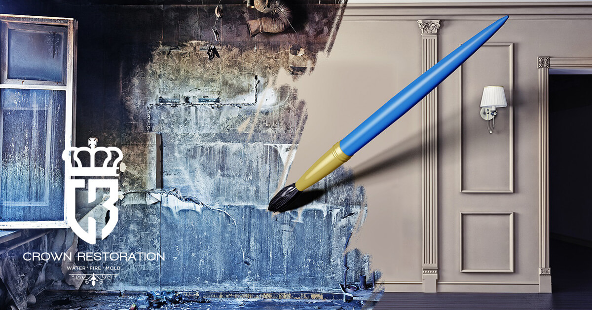 Water Damage Restoration Contractors in Grey Forest Texas