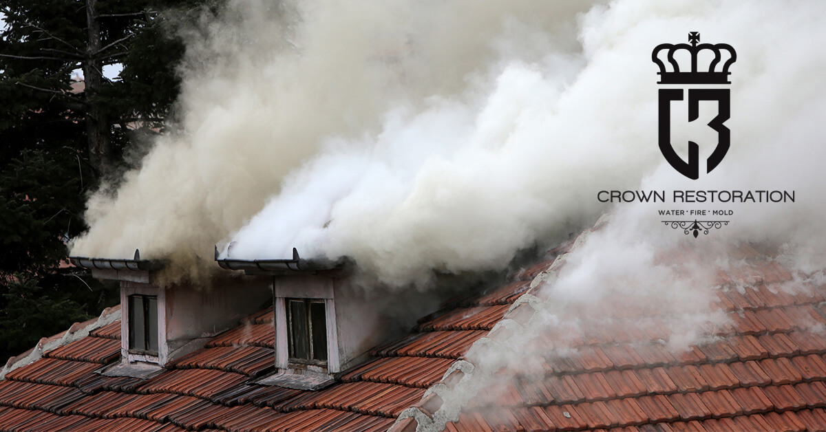 Fire and Smoke Damage Cleanup in Castle Hills Texas