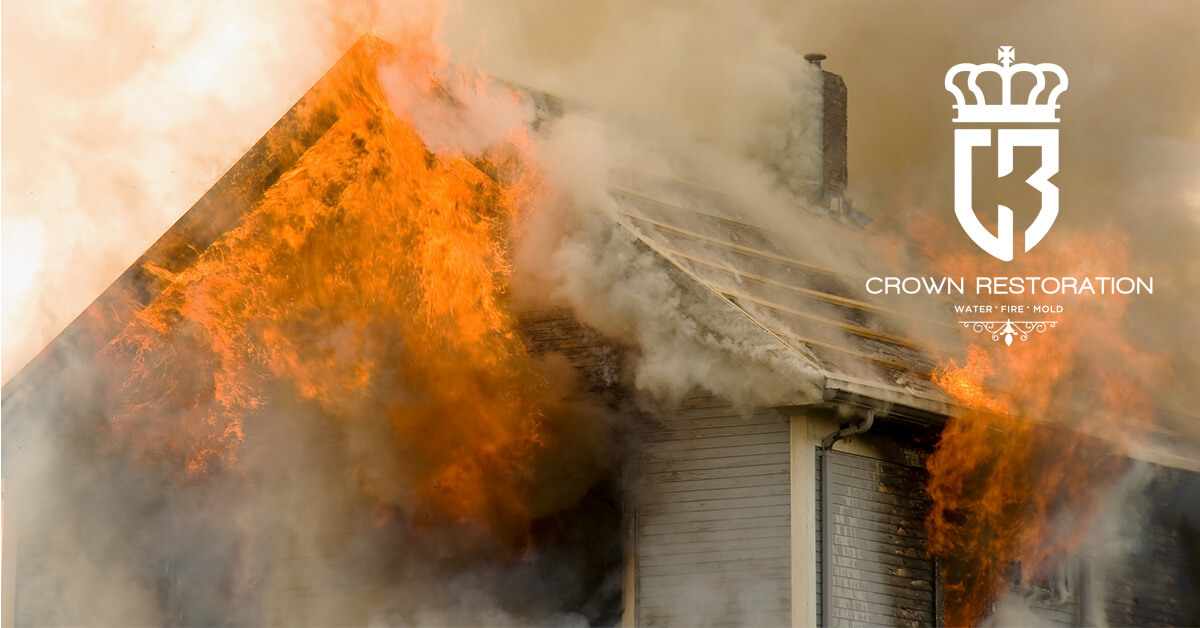 Fire Damage Removal in Cross Mountain Texas