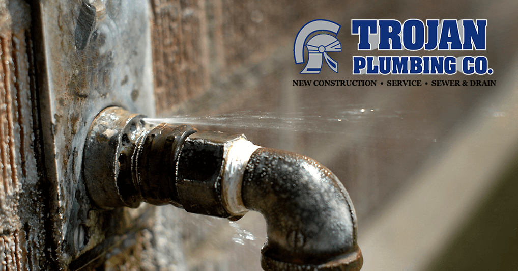 Exploded Water Pipe Repair and Cleanup in Harvey IL