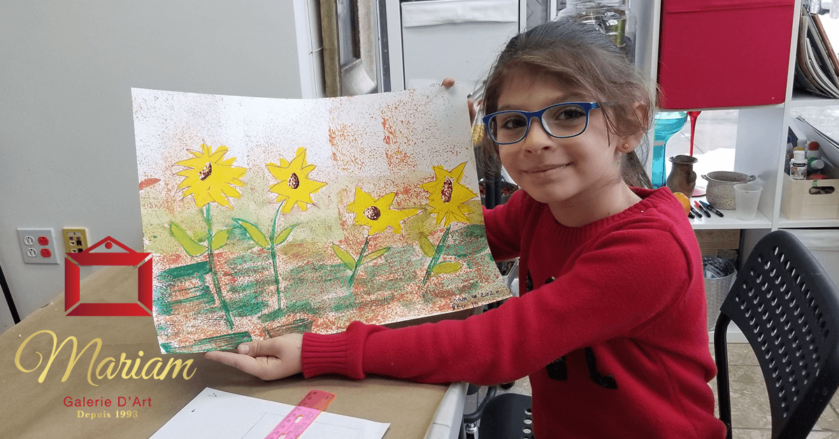 Art Workshops in Blainville, Quebec, Canada