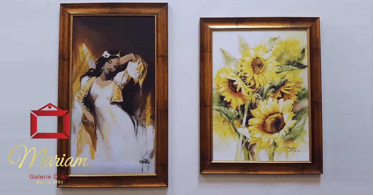 Classical Frames in Dollard-des-Ormeaux, Quebec, Canada