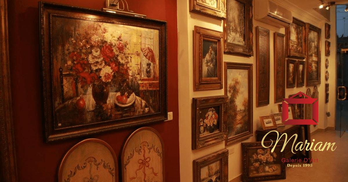 Classical Frames in Terrebonne, Quebec, Canada