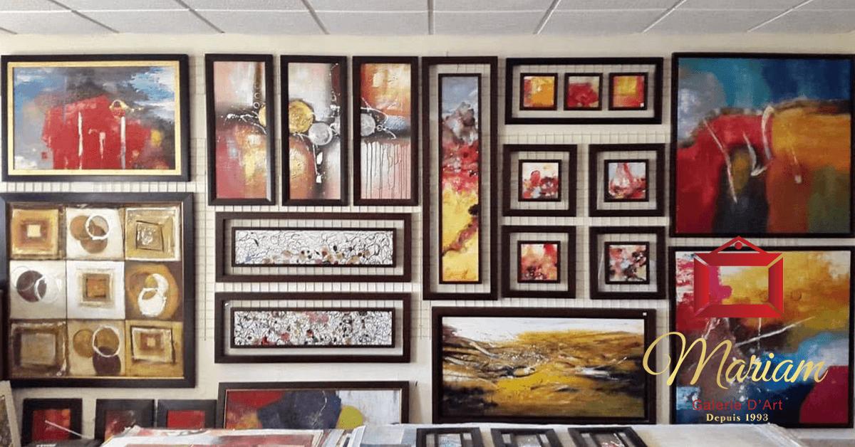Custom-Framing in Saint-Jérôme, Quebec, Canada