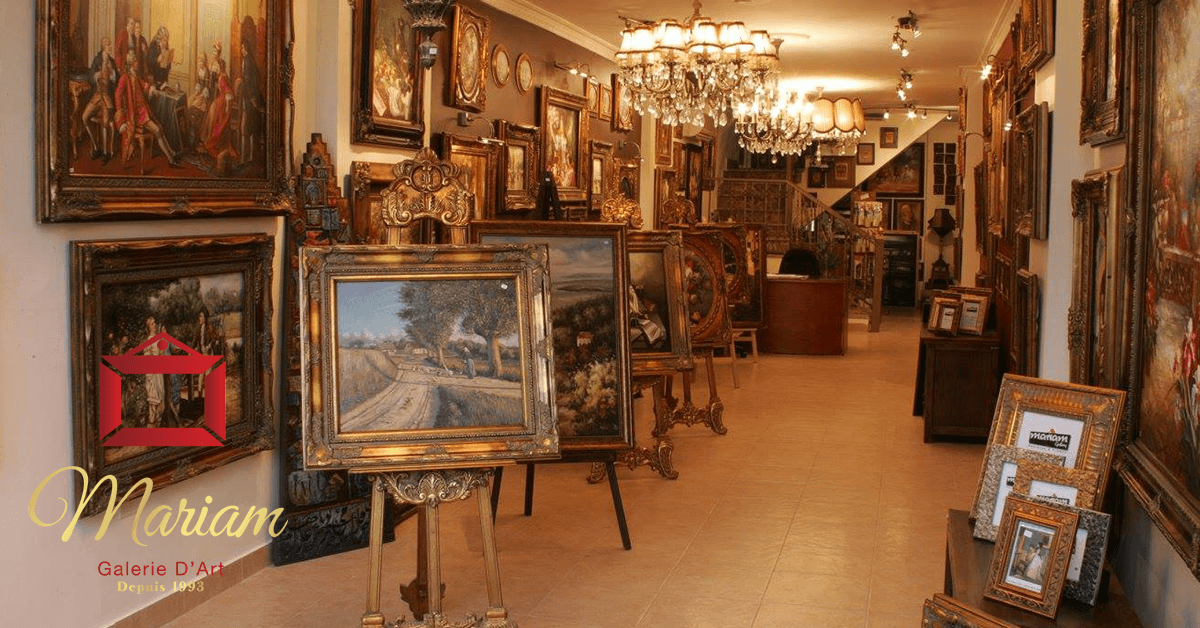 Classical Frames in Dollard-des-Ormeaux, Quebec, Canada