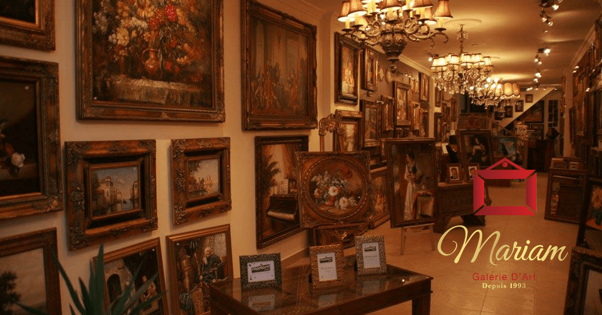 Classical Frames in Blainville, Quebec, Canada