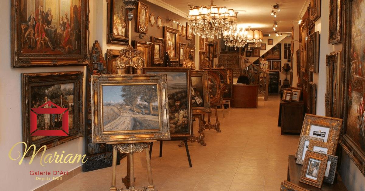 Classical Frames in Mirabel, Quebec, Canada
