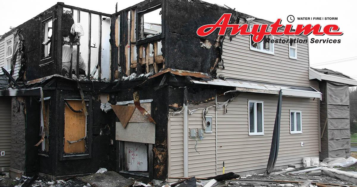 Full-Service Fire and Smoke Damage Mitigation in Marysville, MI