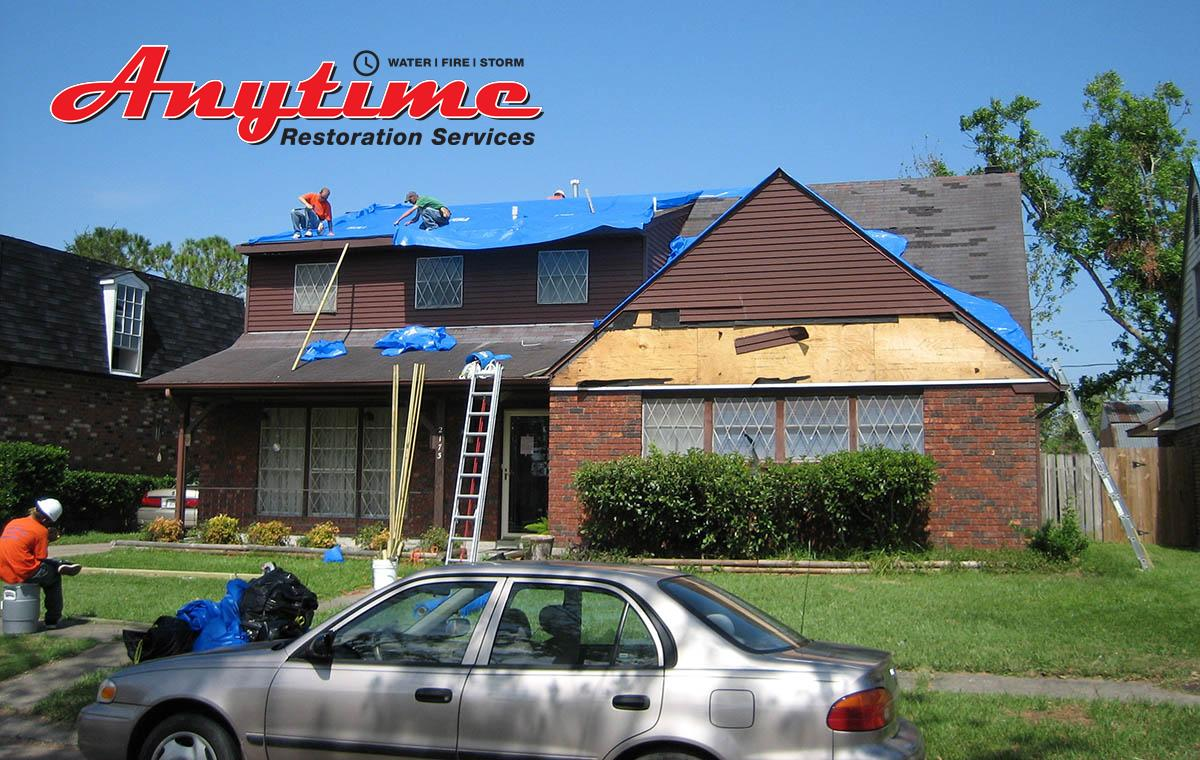 Full-Service Storm Damage Restoration in Wyandotte, MI