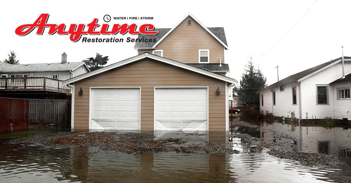 Certified Water Damage Repair in Capac, MI