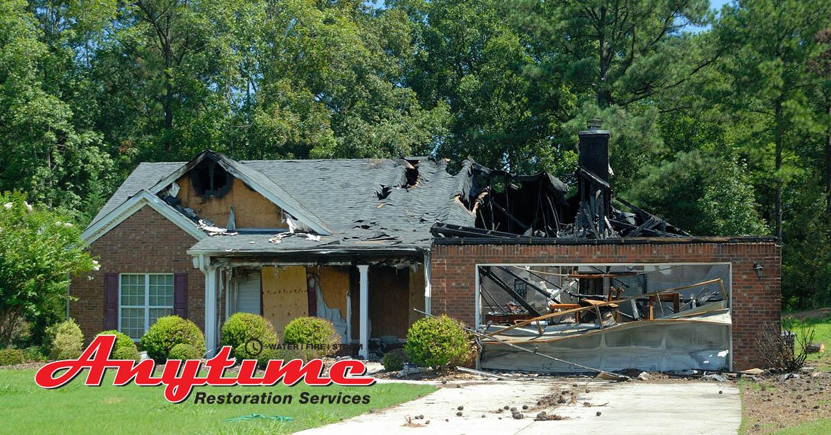Certified Fire and Smoke Damage Restoration in Center Line, MI