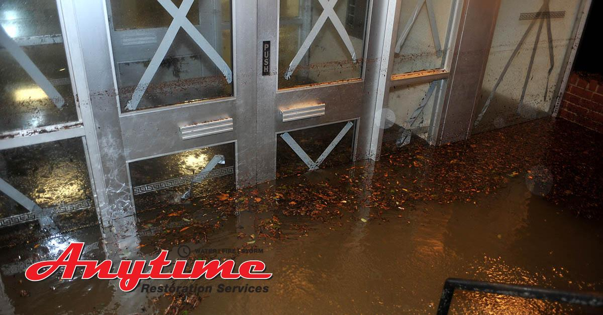 Certified Water Damage Restoration in Capac, MI