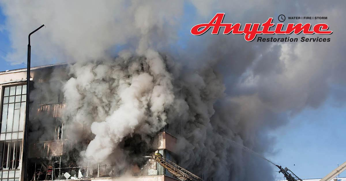 Certified Fire and Smoke Damage Restoration in Fraser, MI