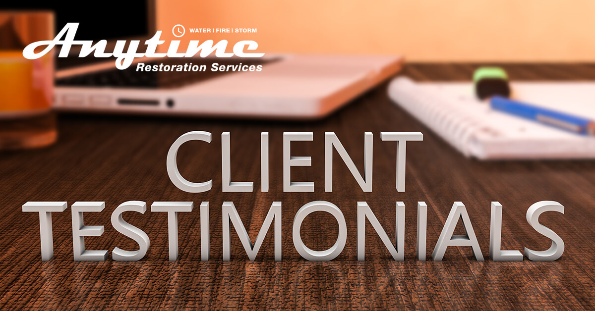 Top Service!  Water Removal in St. Clair, MI