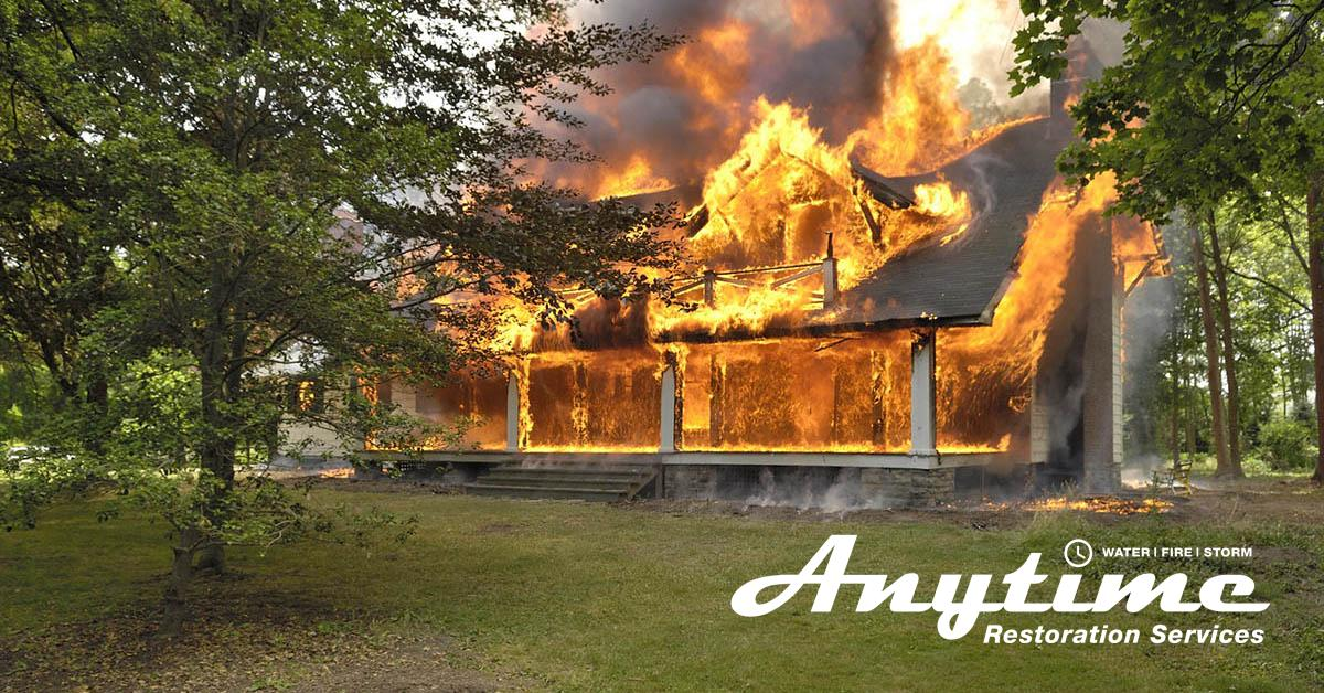 Certified Fire Damage Restoration in Sterling Heights, MI