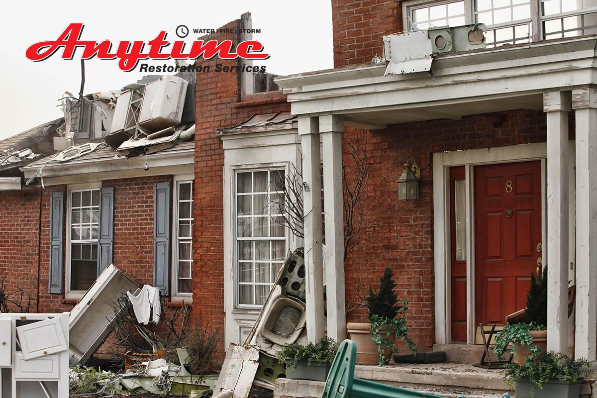 Full-Service Tornado Damage Restoration in Warren, MI
