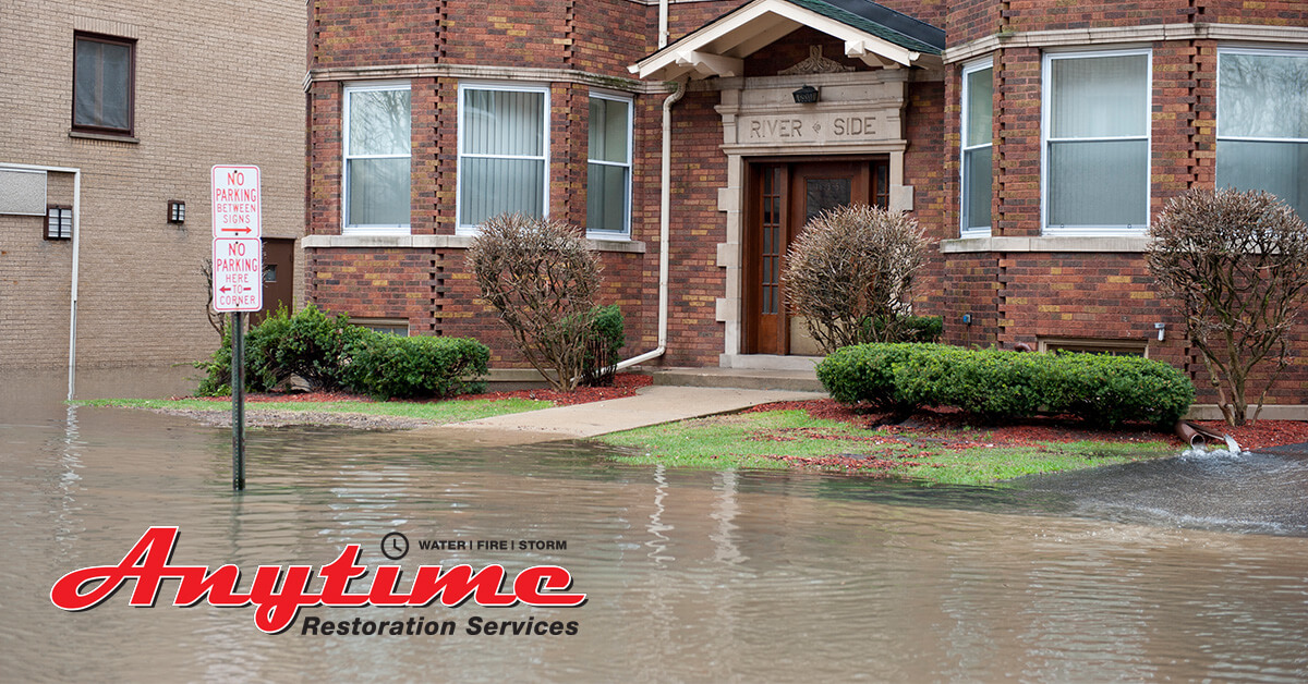 Water Damage Restoration in Marine City, MI