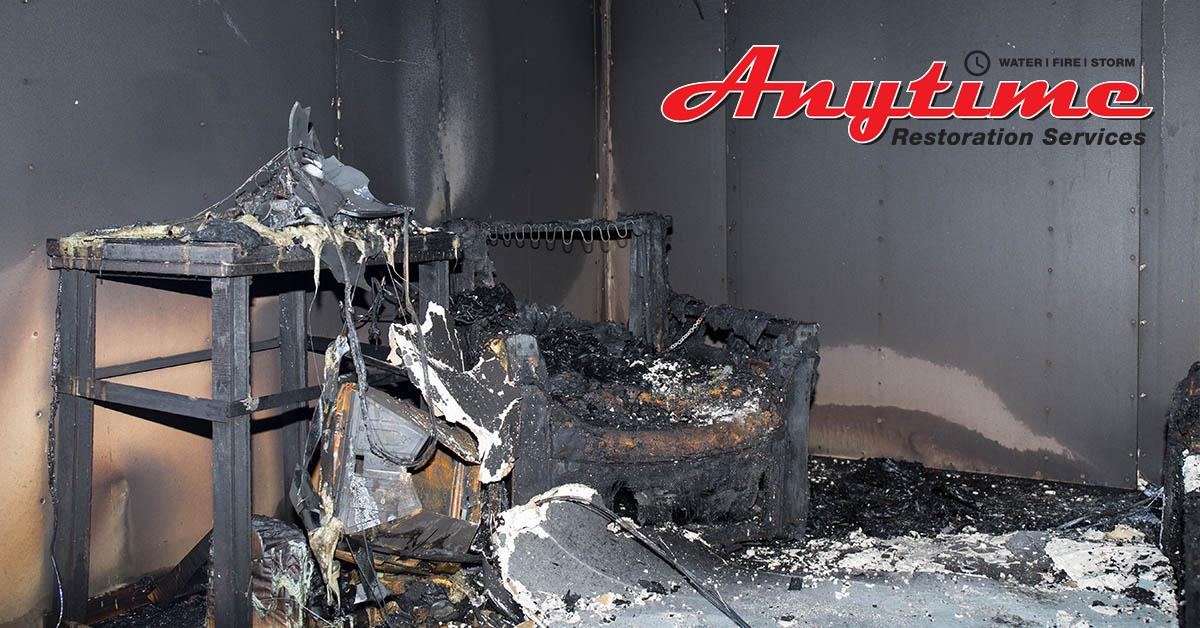Certified Fire Damage Repair in Sterling Heights, MI