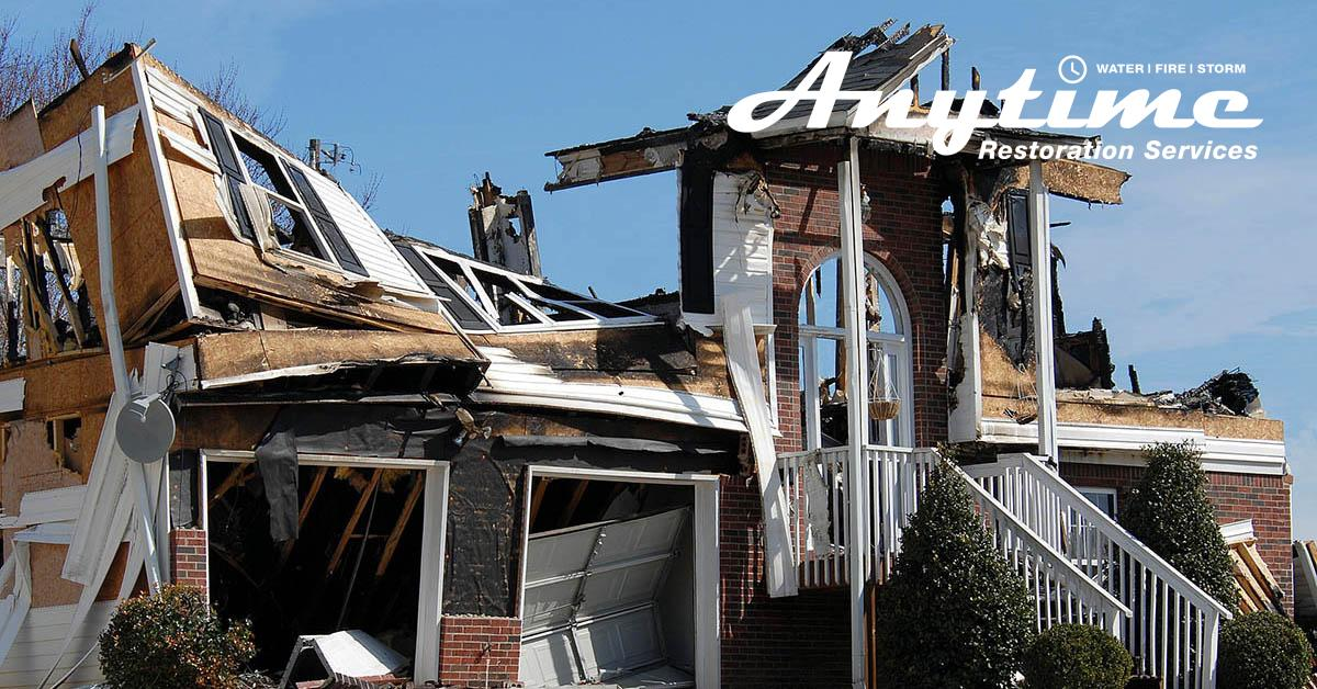 Certified Fire and Smoke Damage Cleanup in St. Clair, MI