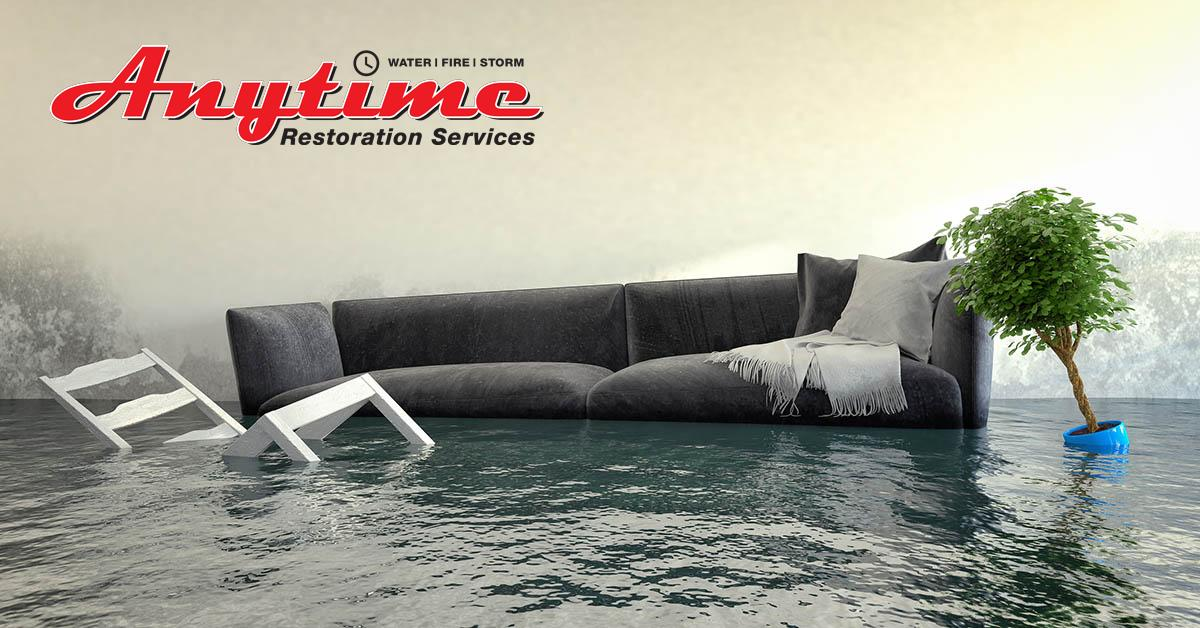 Certified Water Damage Remediation in St. Clair, MI