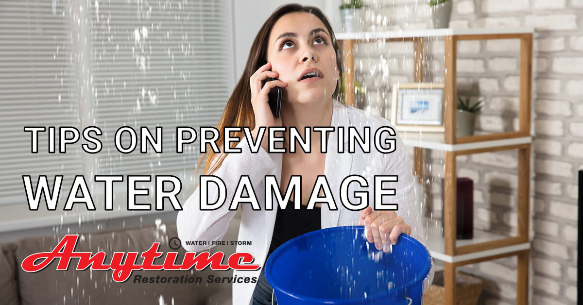 Water Damage Restoration Tips in Port Huron, MI