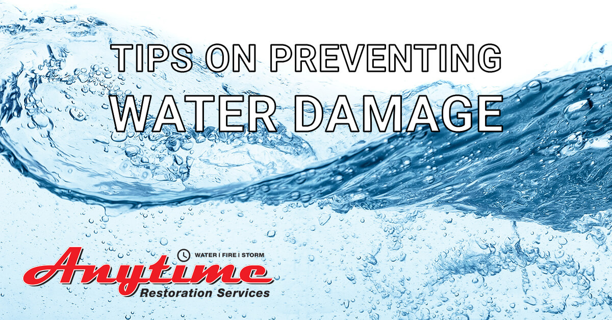Water Damage Repair Tips in Belleville, MI