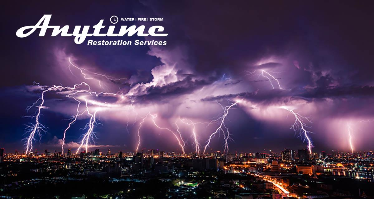 Full-Service Wind Damage Restoration in Sterling Heights, MI