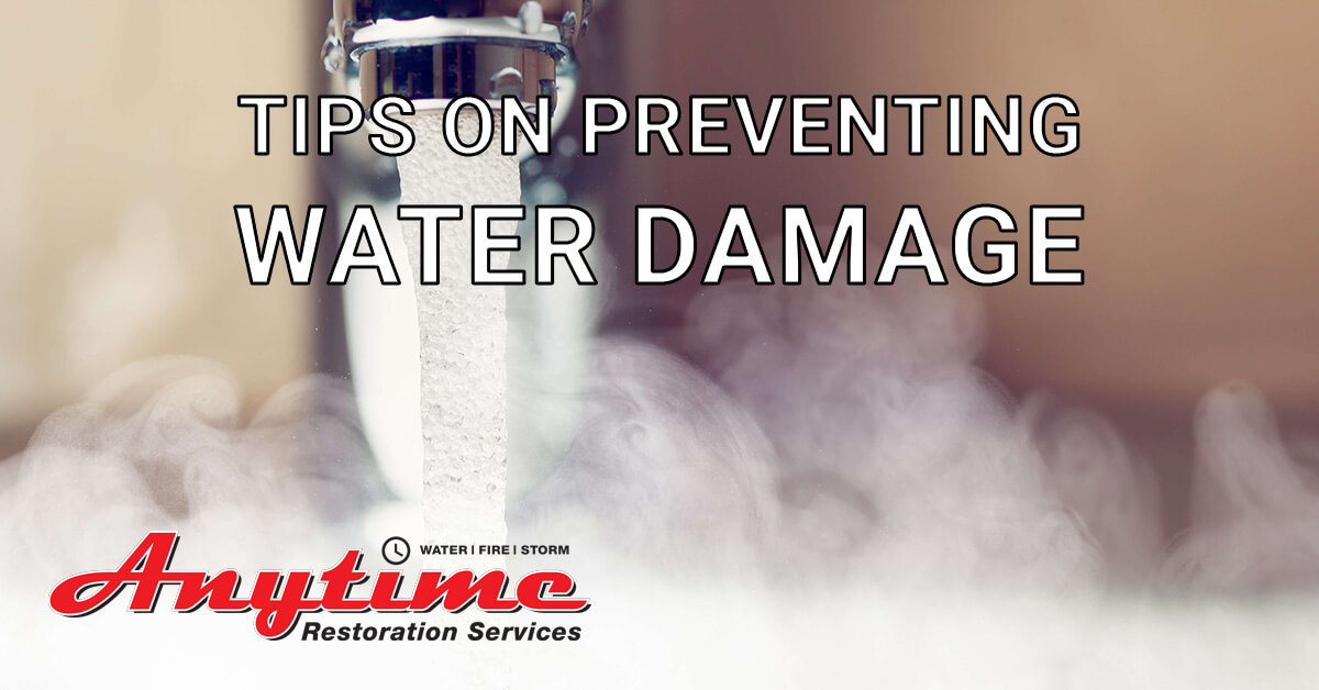Water Damage Restoration Tips in Flat Rock, MI