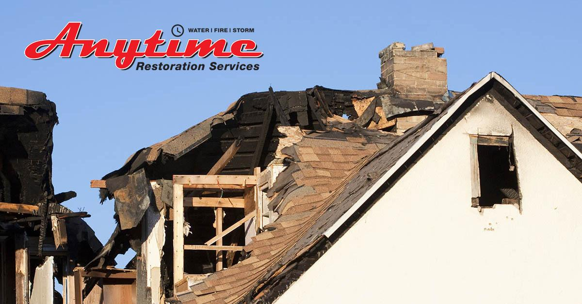 Certified Fire Damage Removal in St. Clair, MI
