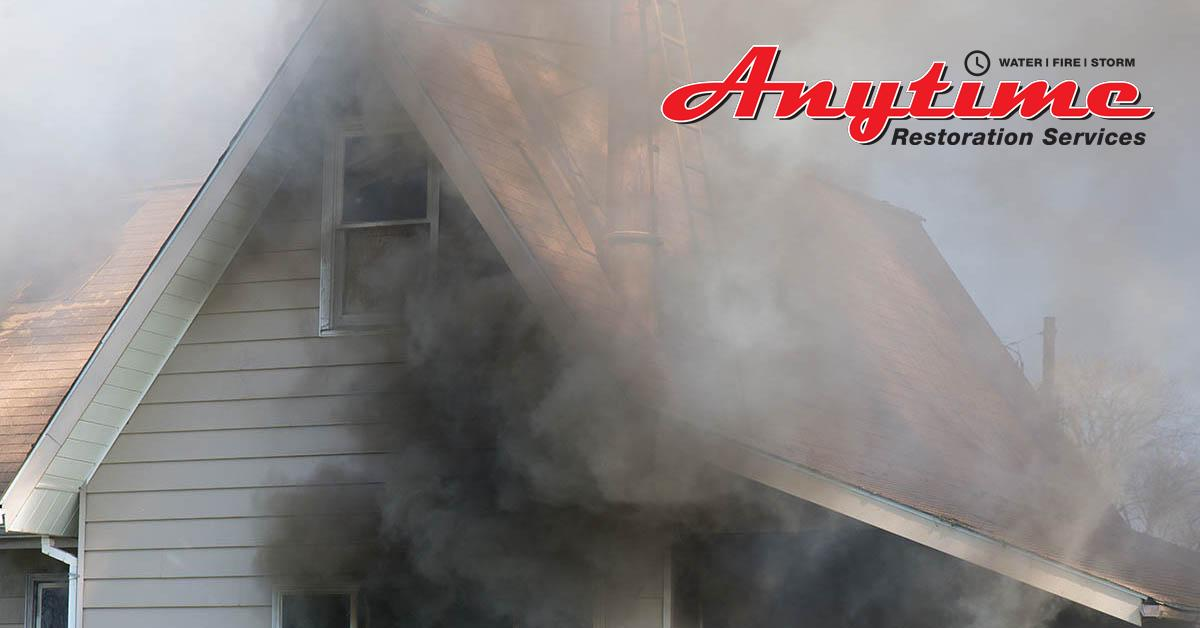 Certified Fire and Smoke Damage Repair in St. Clair, MI