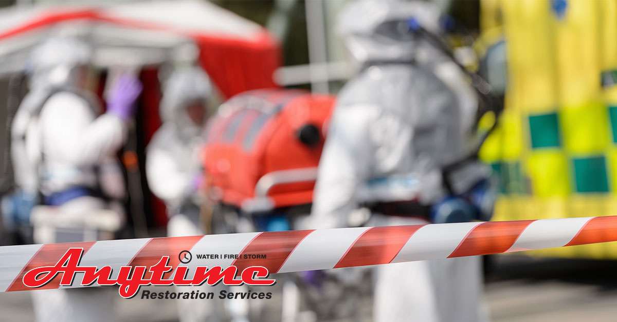 Certified Disaster Restoration Services in Cadillac, MI