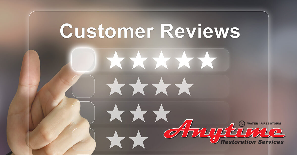 Top Rated!  Water Damage Restoration in Port Huron, MI