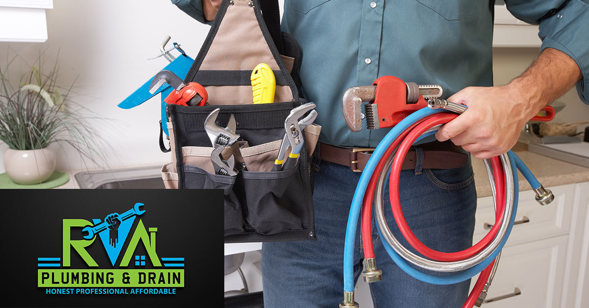 Affordable Drain Cleaning in Fort Lee, VA