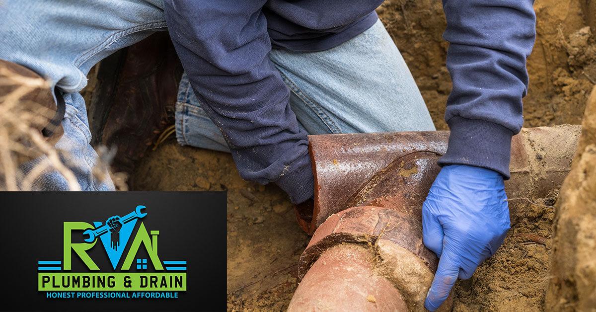 Affordable Drain Pipe Replacement in Petersburg, VA
