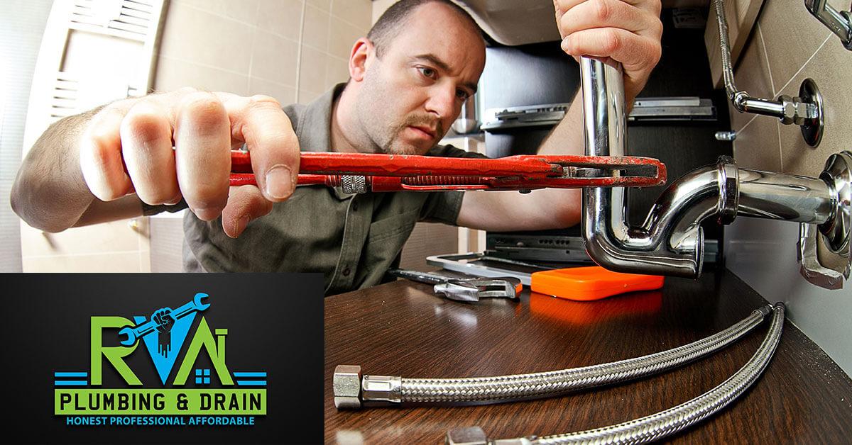 Affordable Kitchen Plumbing Repair in Warsaw, VA