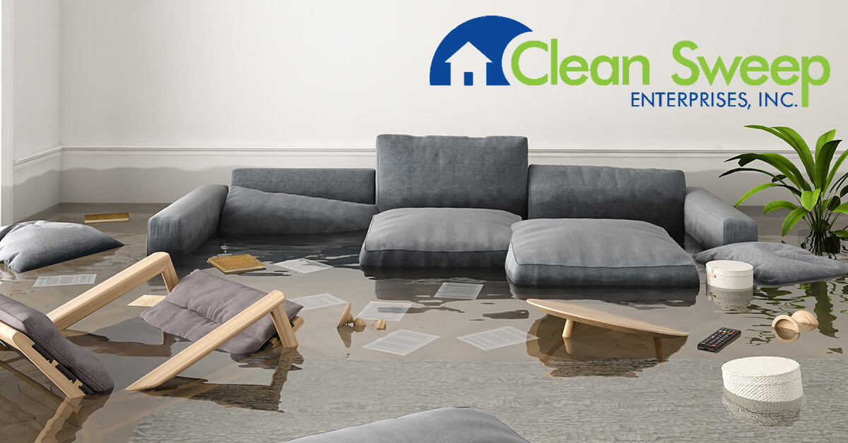 Flood Damage Restoration in Columbia, MD