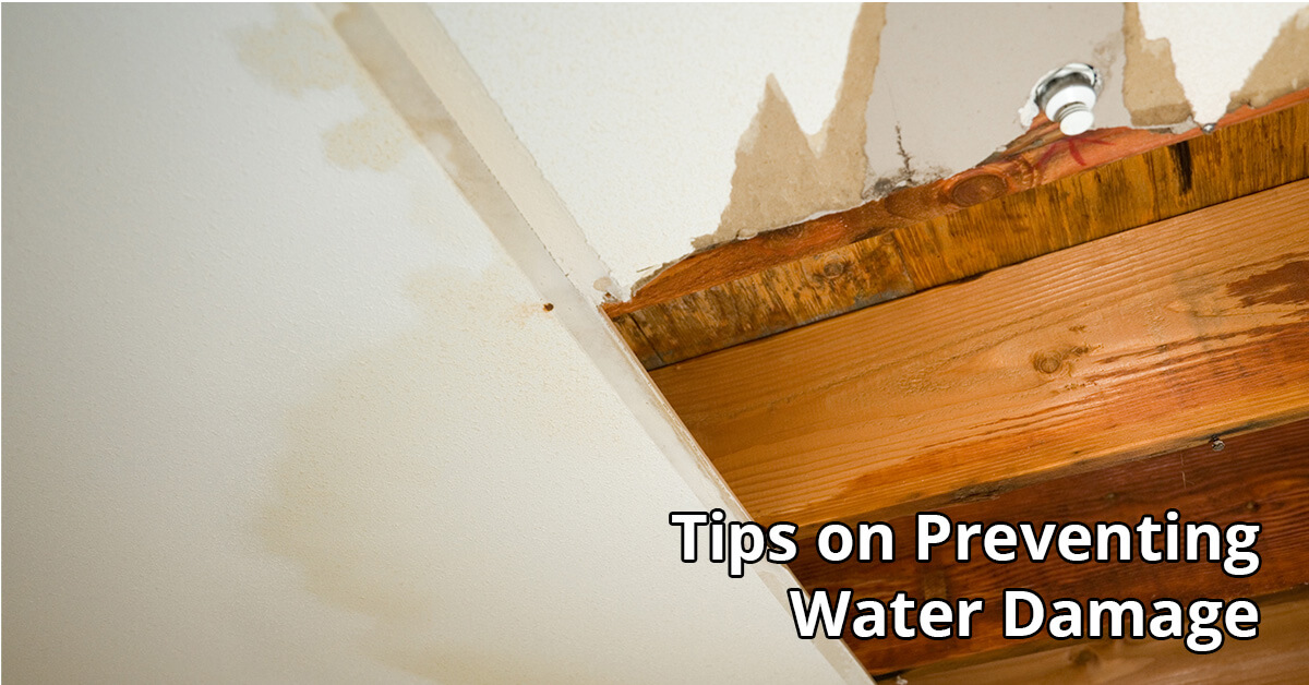 Water Damage Repair Tips in Woodlawn, MD