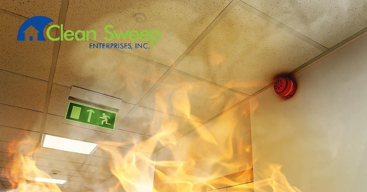 Fire and Smoke Damage Restoration in Towson, MD